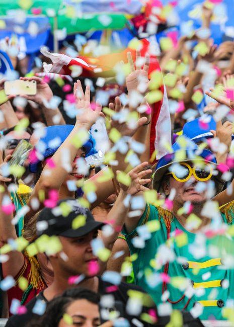 12.02.2018 - Carnaval de Rua - SGT Pimenta - Centro - Rio de Janeiro.